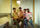 IITK : Tired revellers after Holi