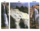 Three of the famous Greater Ranchi waterfalls
